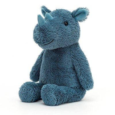 Jellycat - Colourful & Quirky Jellycat - Cushy Rhino