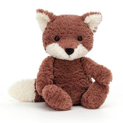Jellycat - Super Softies Jellycat - Tumbletuft Fox