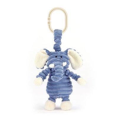 Jellycat - Activity Toy Jellycat - Cordy Roy Baby Elephant Jitter