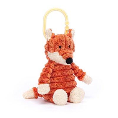 Jellycat - Activity Toy Jellycat - Cordy Roy Baby Fox Jitter