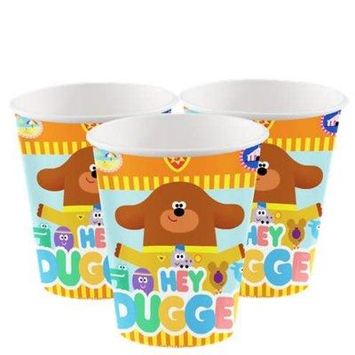 CBeebies Hey Duggee - Paper Cups (8pk)