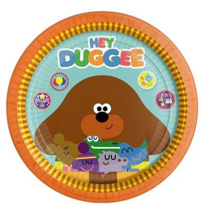 CBeebies Hey Duggee - Paper Plates (8pk)