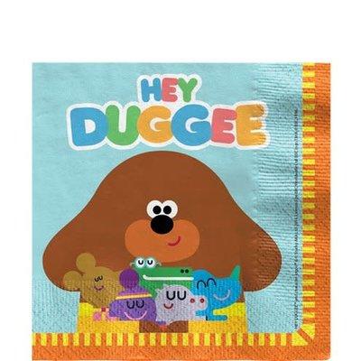 CBeebies Hey Duggee - Napkins (16pk)