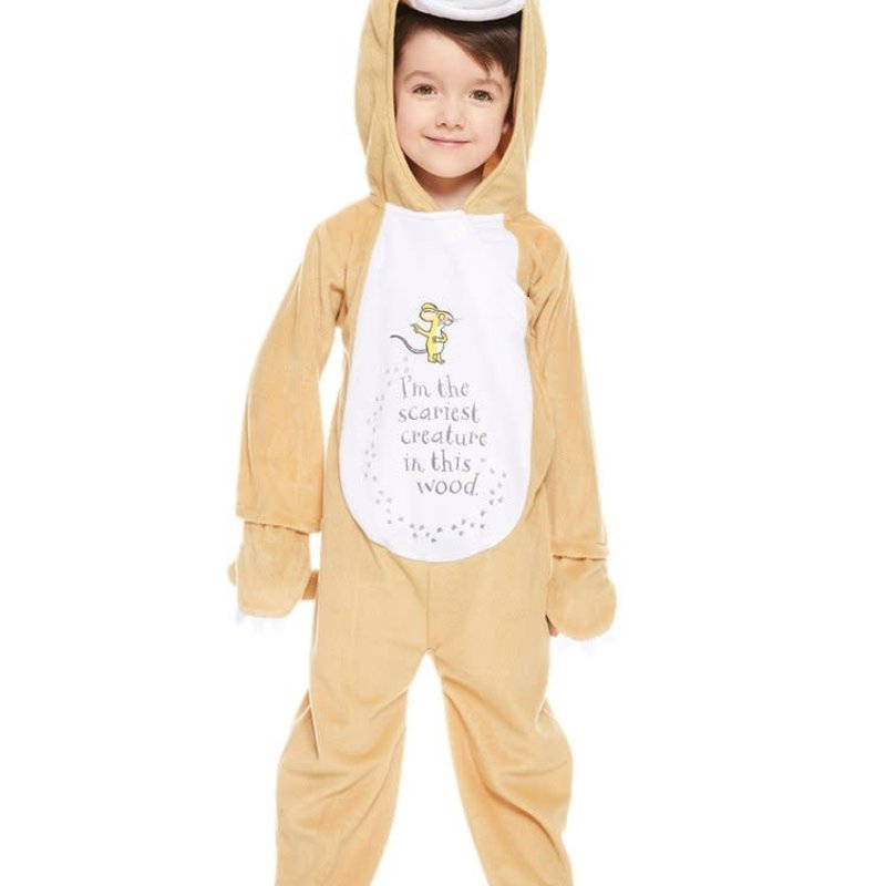 The Gruffalo Gruffalo Mouse Costume 3-5 yrs