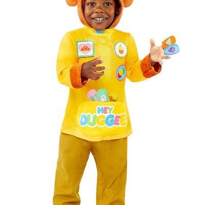 CBeebies Hey Duggee ! Costume - Age 2/3 years