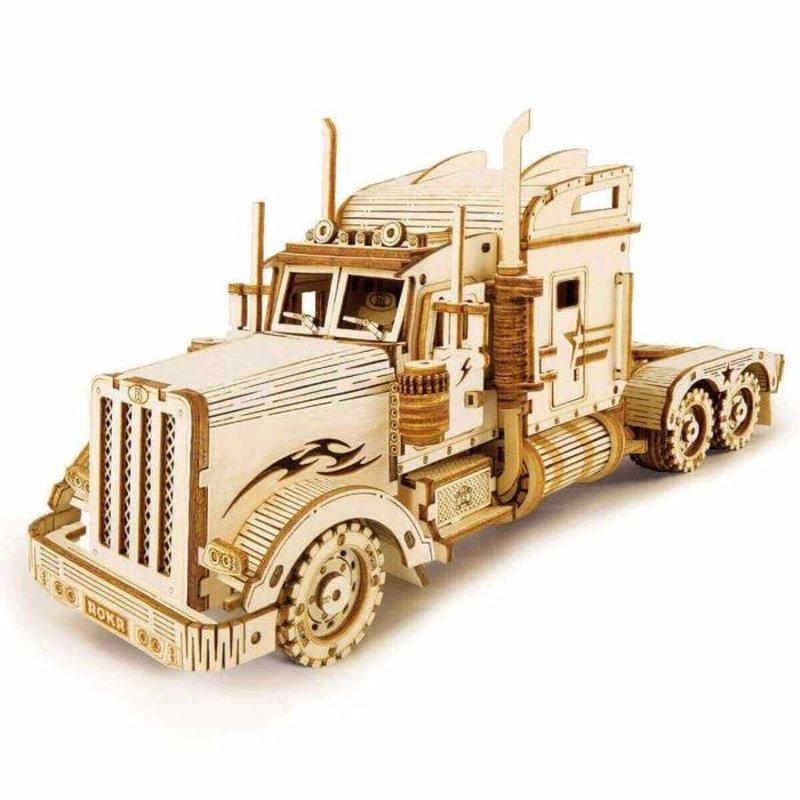 ROKR ROKR Heavy Truck - MC502 Model Truck 1:40 Scale Kit