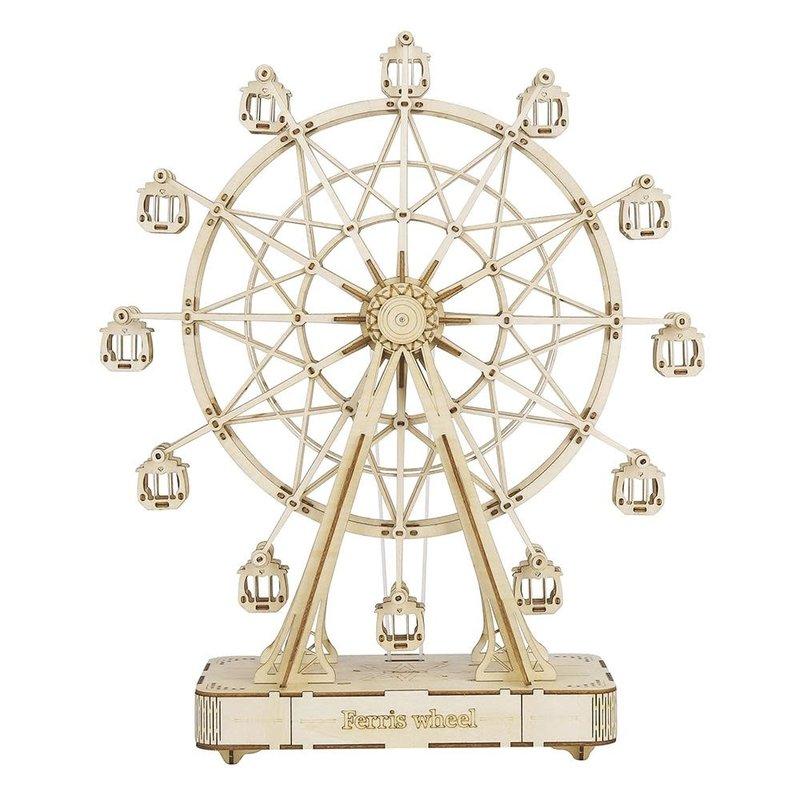 ROKR ROKR Ferris Wheel Music Box Kit TGN01