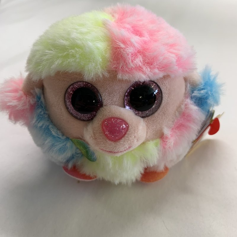 Ty Puffles Ty Puffles - Rainbow the Poodle
