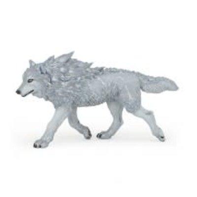 Papo Papo Ice Wolf Figurine