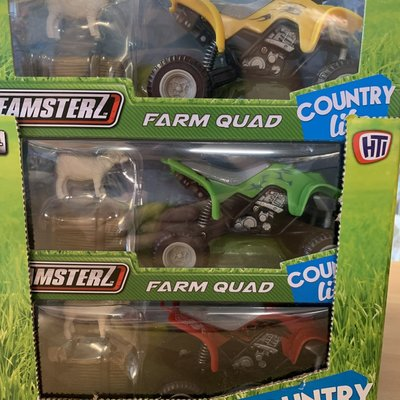 Teamsterz Farm Quad - Assorted