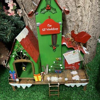 Fountasia Elf Wonderland - Christmas Elf Workshop