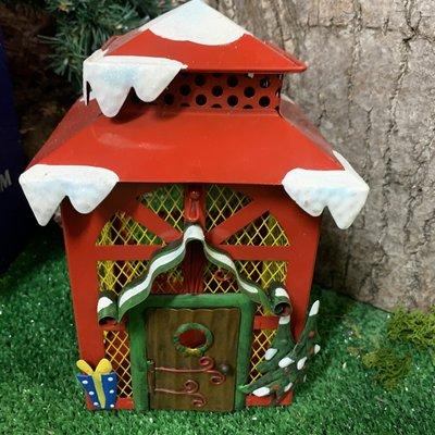 Fountasia Elf Wonderland - Christmas Lantern House
