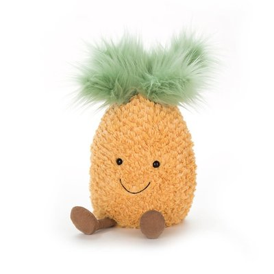 Jellycat - Fresh & Foodie Jellycat - Amuseable Pineapple Small