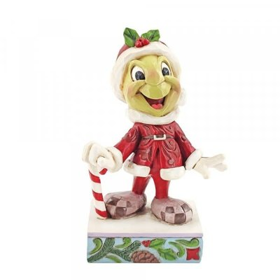 Disney Traditions Disney - Christmas Jiminy Cricket - Be Wise & Be Wise