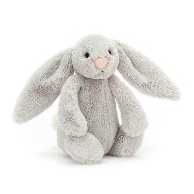Jellycat - Bashful Jellycat - Bashful Silver Bunny Small