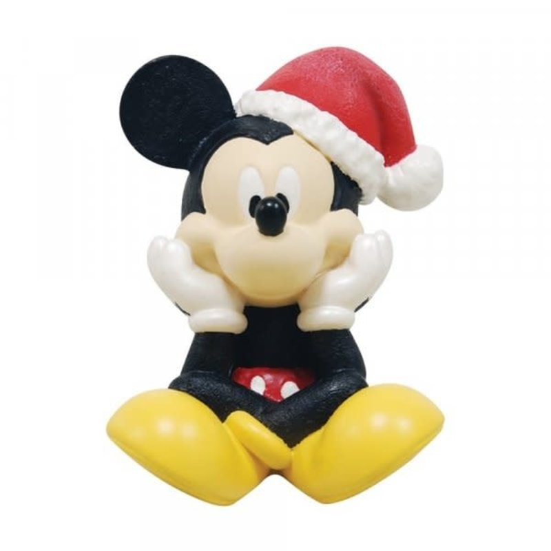 Disney Disney - Christmas Mickey Mouse Figurine
