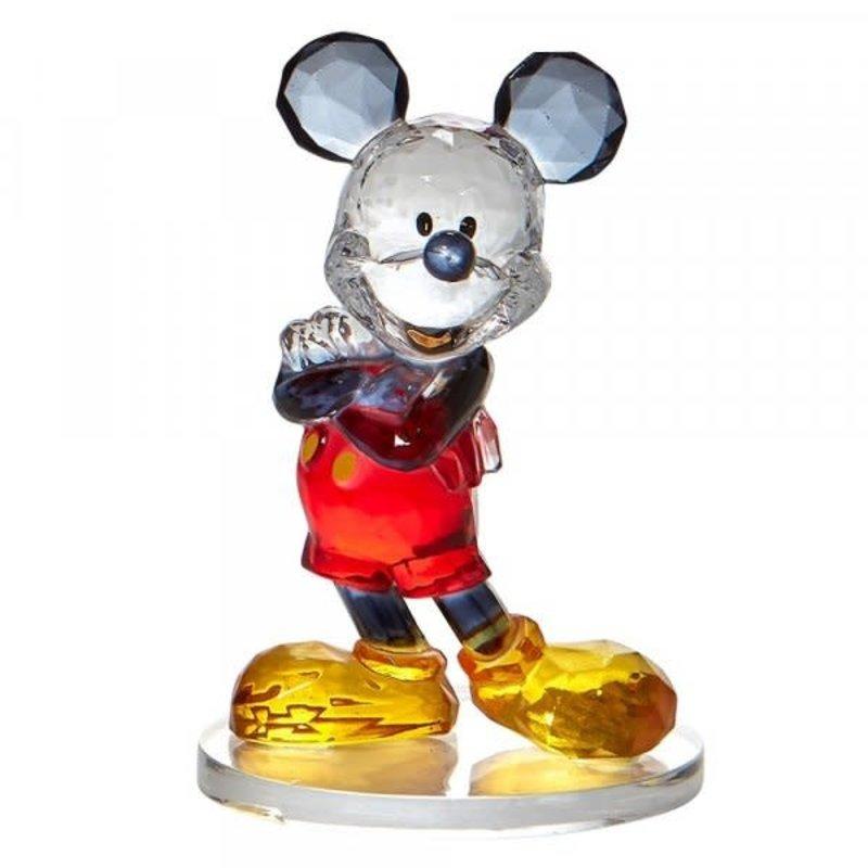 Disney Facets Disney - Mickey Mouse Facet Figurine