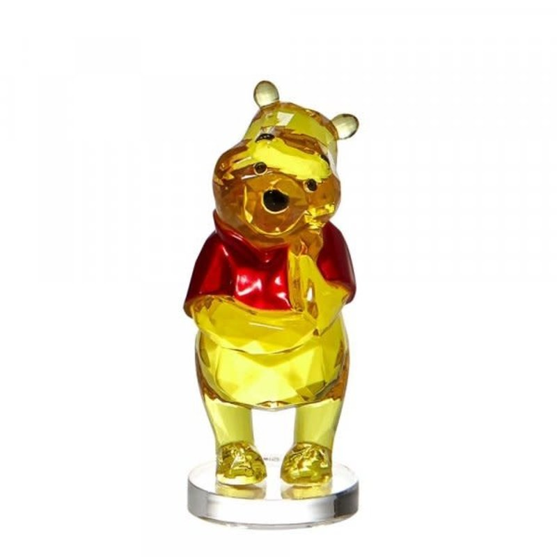 Disney Facets Disney - Facet Winnie The Pooh Figurine