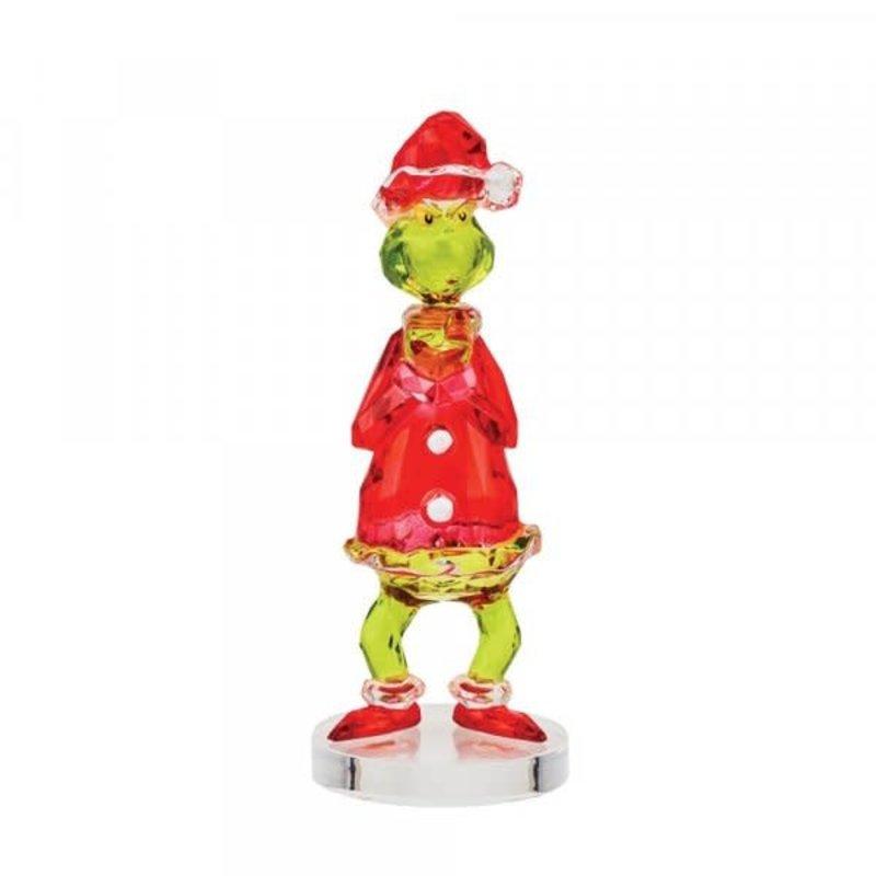 Disney Facets Disney - The Grinch Facet Figurine