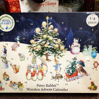 Peter Rabbit Advent Calendar - Peter Rabbit