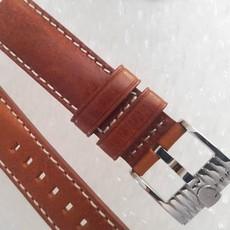 Hochwertige Leder Magrette Bänder in 22mm