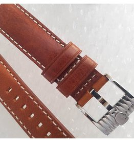 Leather Magrette straps in 22mm