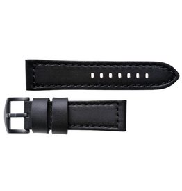 Leather Magrette straps in 24mm