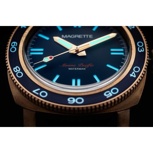 Magrette Final Payment Moana Pacific Waterman Bronze