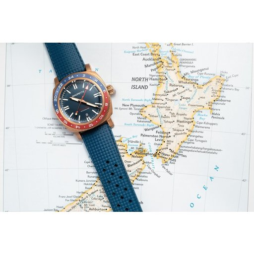 Magrette Moana Pacific Waterman Bronze GMT Final payment