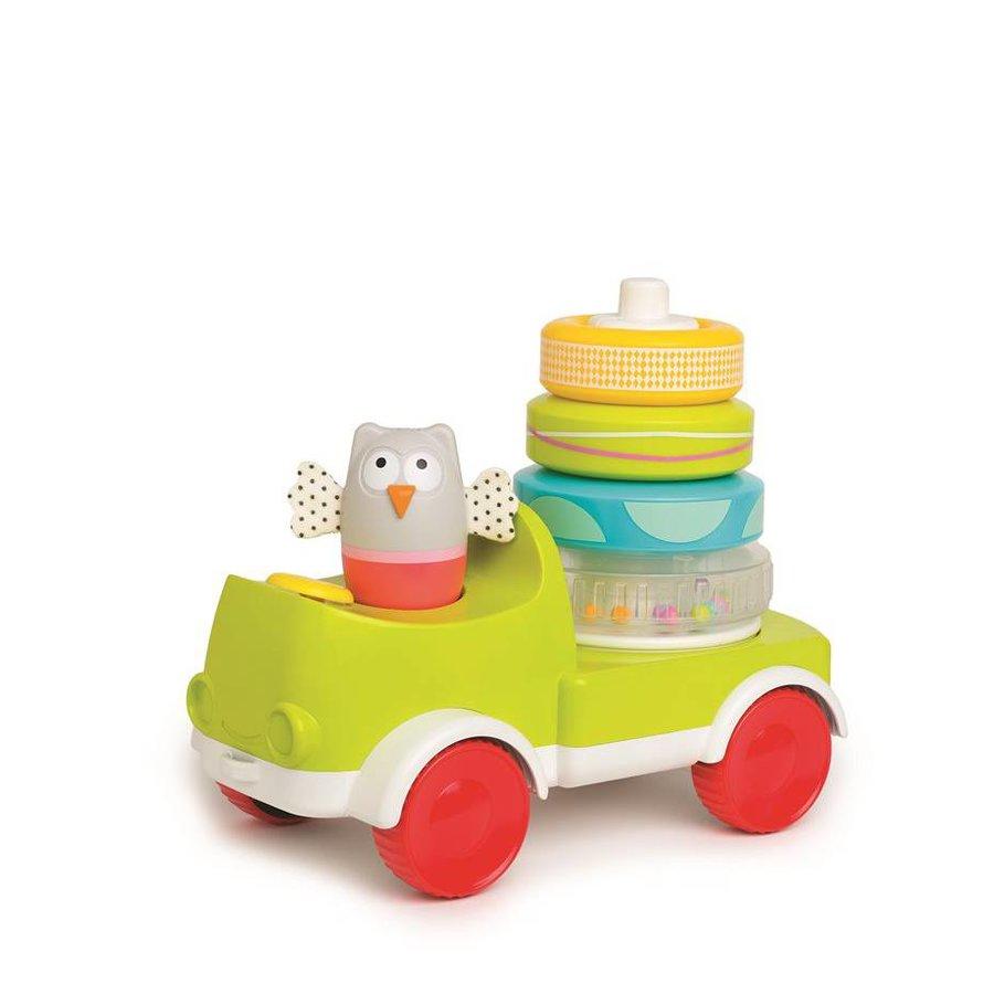 Taf Toys Crawl 'n Stack auto-1