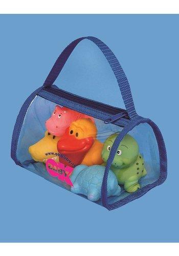 Badspeeltjes waterdieren