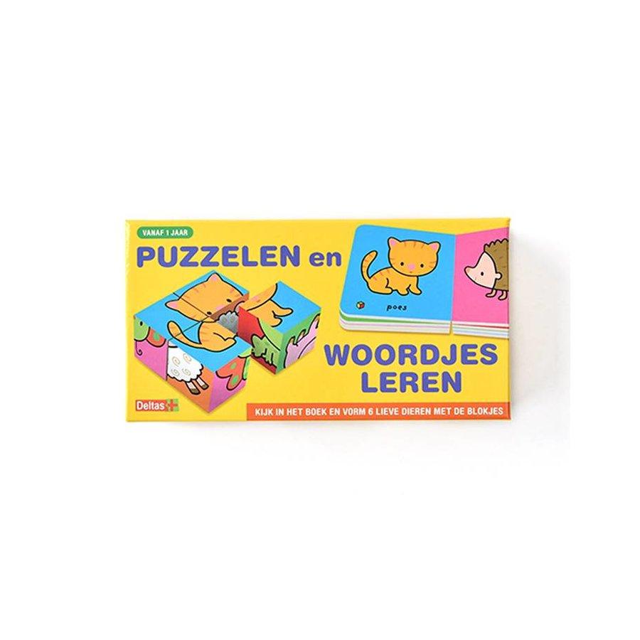 Puzzelen en woordjes leren-2