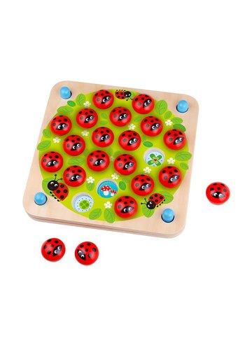 Houten memory game