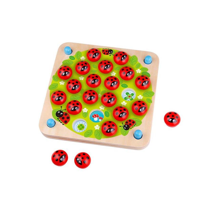 Houten memory game-1