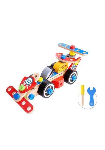 Bouwpakket racecars