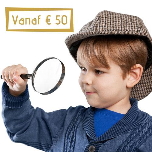 VANAF € 50