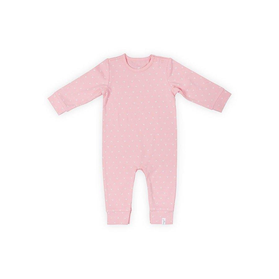 Playsuit Jollein hearts (pink)-1