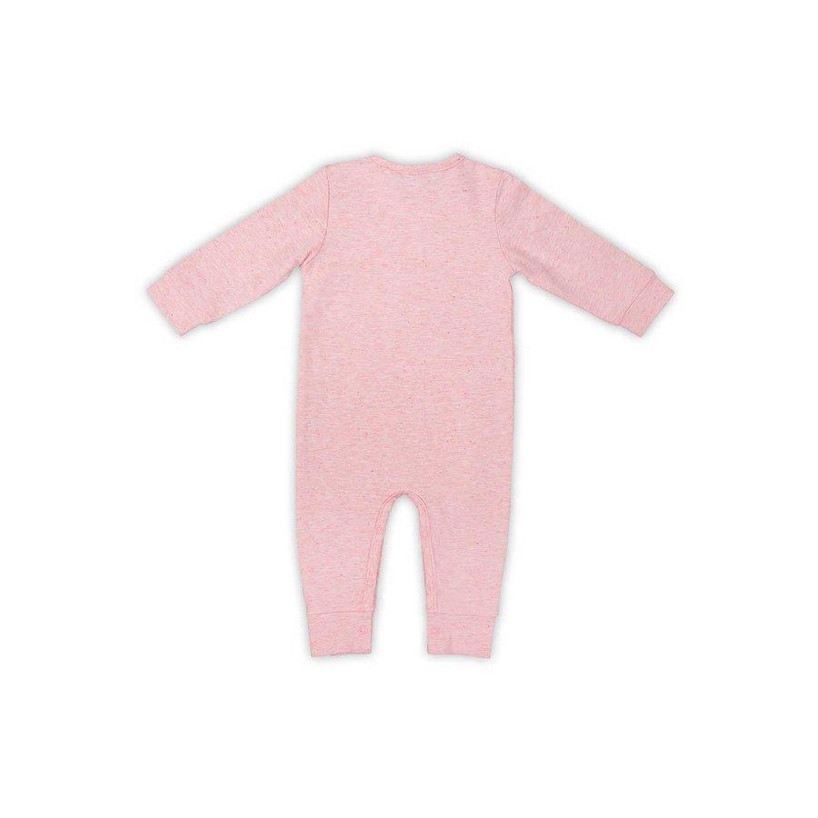 Playsuit Jollein speckled pink-3