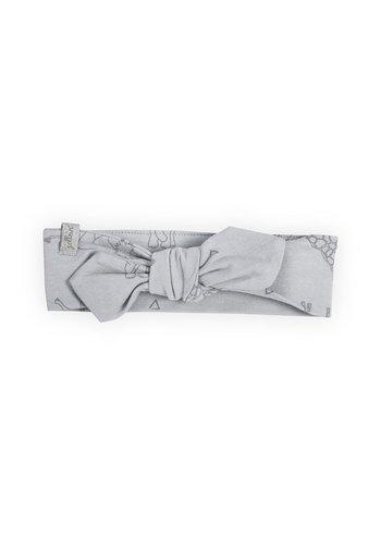 Haarband Jollein Safari grey