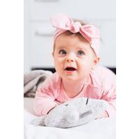 thumb-Haarband Jollein hearts (pink)-2