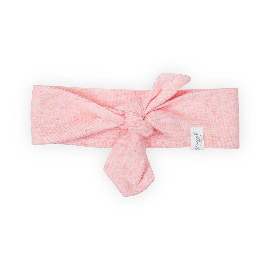Haarband Jollein speckled pink-1