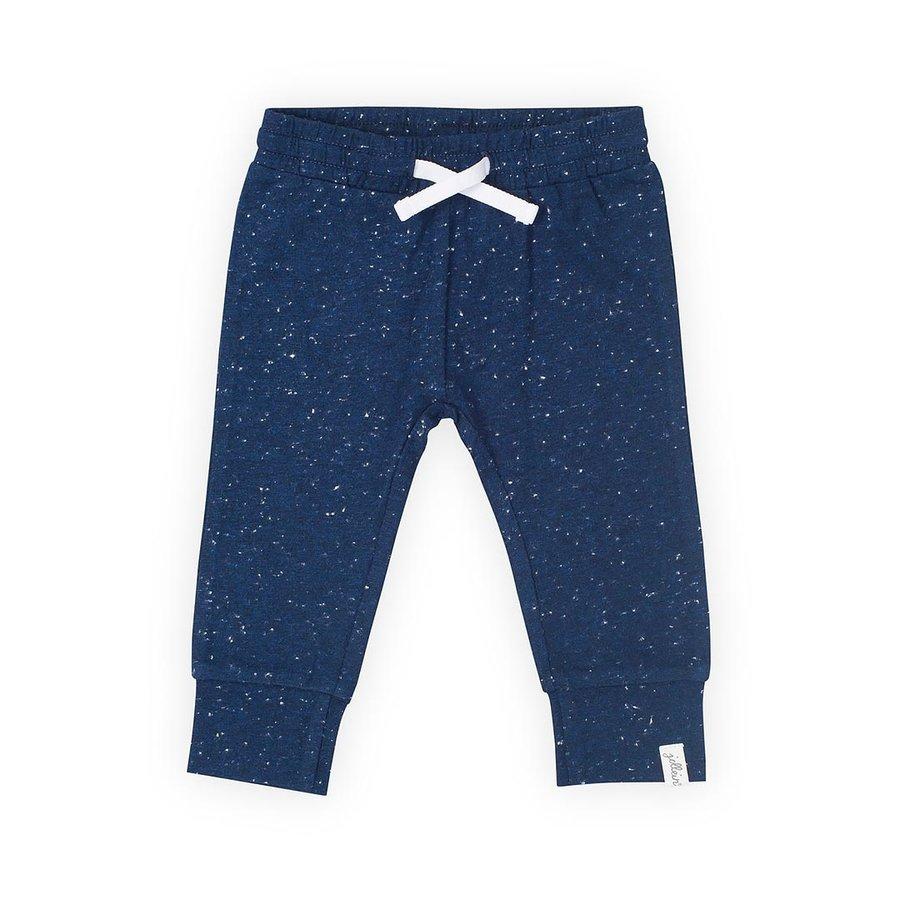 Broekje Jollein speckled blue-1