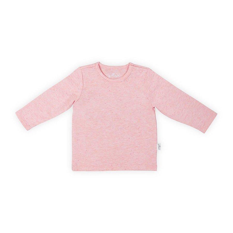 T-shirt Jollein speckled pink-1