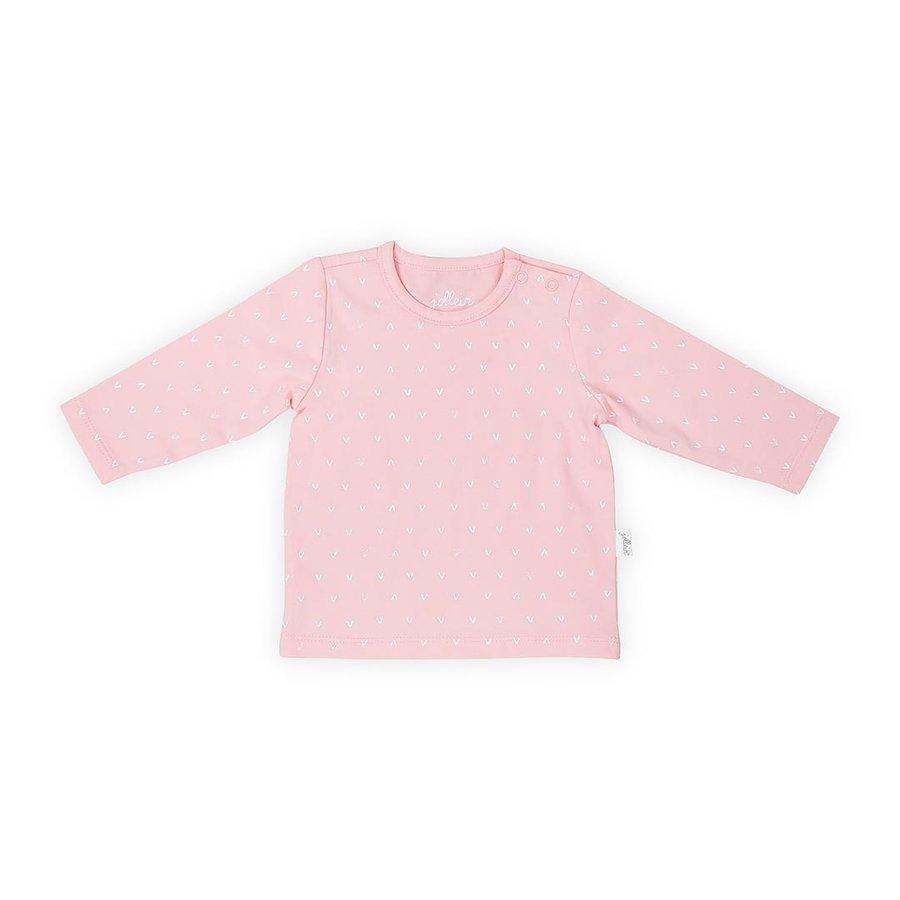 T-shirt Jollein hearts pink-1