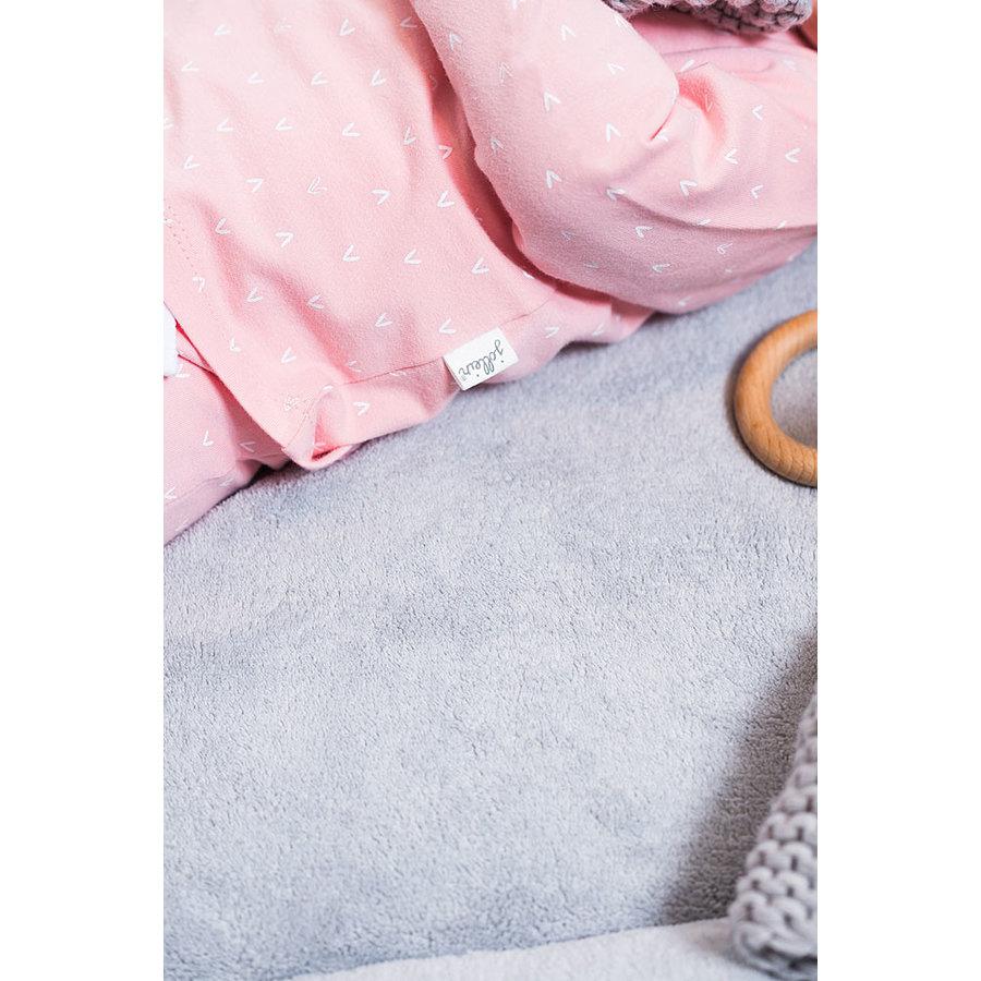 T-shirt Jollein hearts pink-3