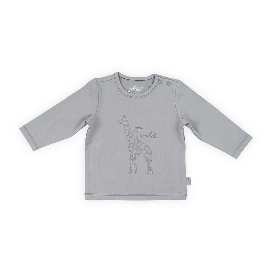 T-shirt Jollein Safari grey-1