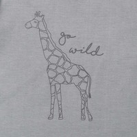 thumb-T-shirt Jollein Safari grey-2