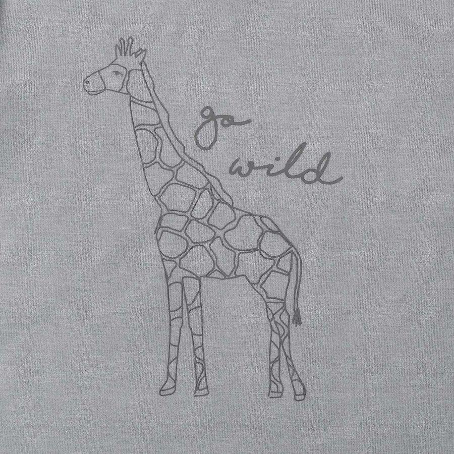 T-shirt Jollein Safari grey-2