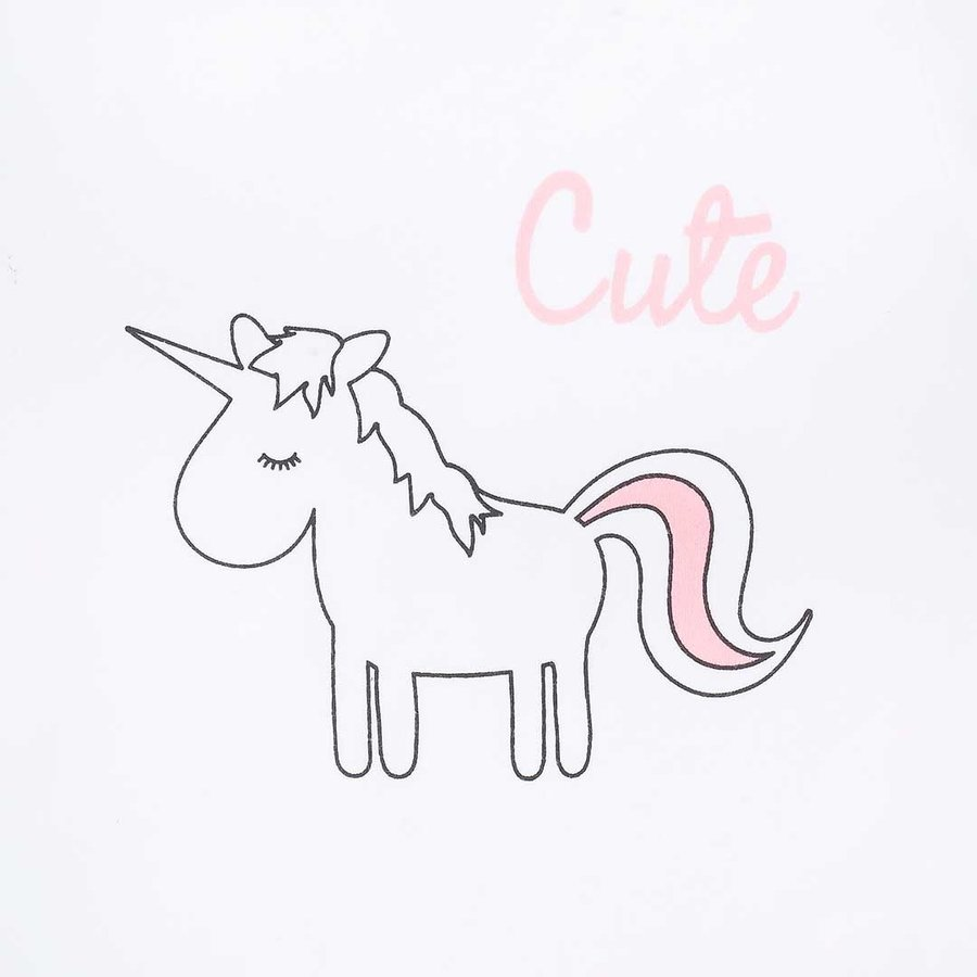 T-shirt Jollein Unicorn-2
