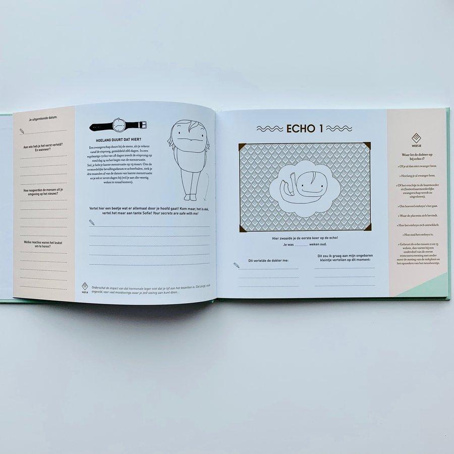 Invulboek & romper-4